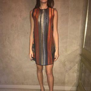 MSGM Woven Mini Dress